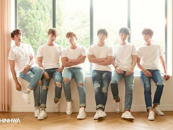 Berikan Detil Album Barunya, Shinhwa Tulis Janji Setia Untuk Para Penggemar
