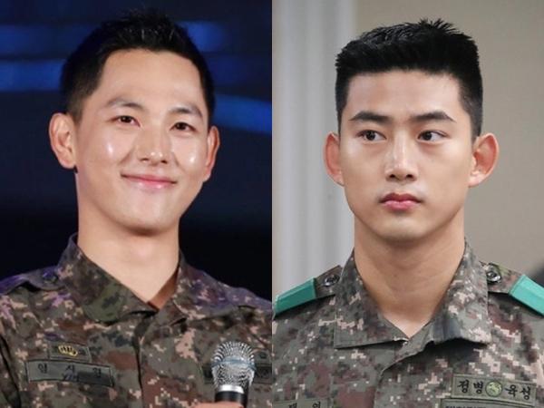 Paling Banyak Bulan Mei, Sambut Rombongan Seleb Pria Korea yang Bakal Selesai Wamil Tahun Ini