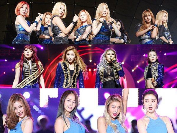 Inilah Girl Group Korea Senior Paling Berpengaruh di Dunia Versi Billboard