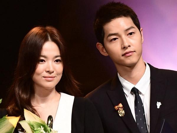Dapat Penghargaan Kehormatan, Jasa Siapa yang Paling Dikenang Oleh Song-Song Couple?