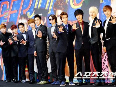 Super Junior Rilis Album ke-6 Sebelum Leeteuk Wamil