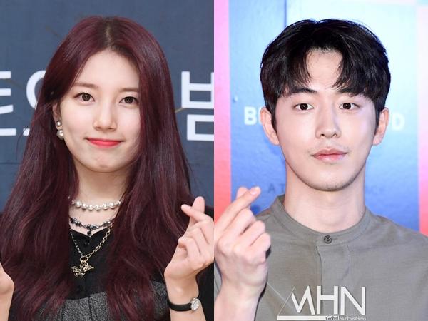 Suzy dan Nam Joo Hyuk Dapat Tawaran Main Drama Bareng