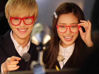 Ada Chemistry yang Nyata Antara Nae Eun A-Pink dan Taemin SHINee?