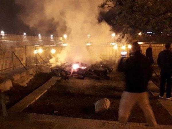 Tak Hanya Gereja Notre Dome, Masjid Al Aqsa Juga Alami Kebakaran di Hari yang Sama