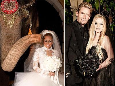 Bintang Hollywood yang Gunakan Konsep Pernikahan Aneh