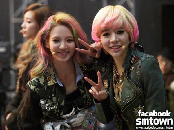Sunny dan Hyoyeon SNSD Tampil Di Program Variety Kolaborasi Cina-Korea Terbaru