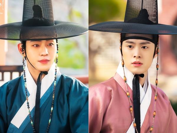 Beda Kepribadian di Drama 'Lovers of The Red Sky', Pilih Ahn Hyo Seop atau Gong Myung?