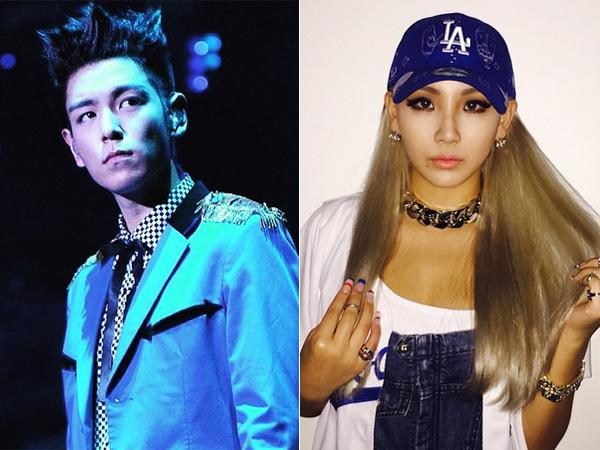 T.O.P Big Bang Tunjukkan CL 2NE1 Siapa 'Bos' di Instagram