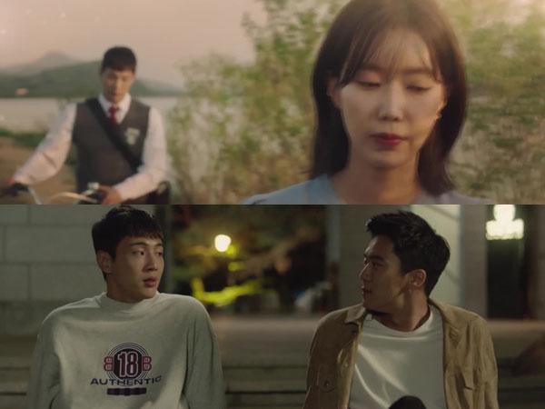 Awal Mula Kisah Cinta Segitiga Ji Soo, Im Soo Hyang, dan Ha Seok Jin di Drama Baru