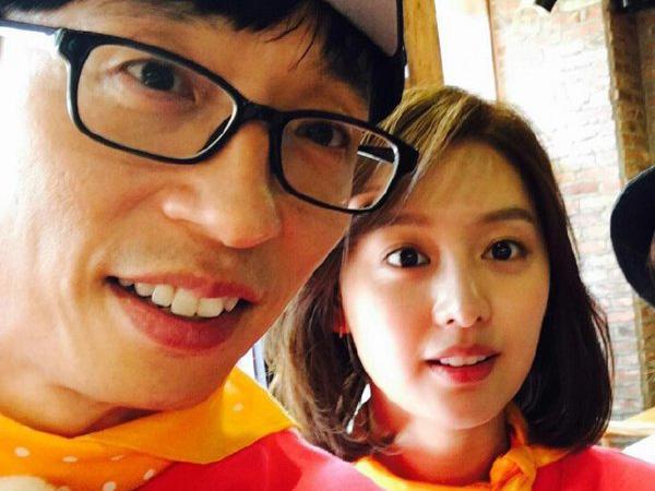 Apa yang Buat Kim Ji Won Tersentuh dengan Sikap Yoo Jae Suk di 'Running Man'?