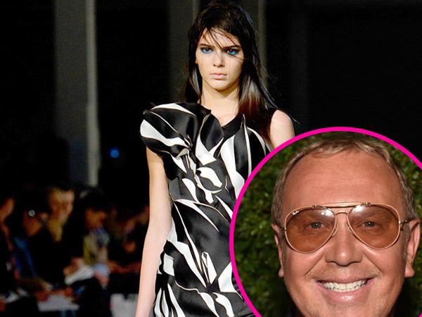 Ini Dia Pendapat Desainer Michael Kors Tentang Karir Modeling Kendall Jenner!