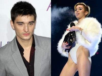 Tom Parker 'The Wanted' Anggap Kelakuan Miley Cyrus Telah Lampaui Batas