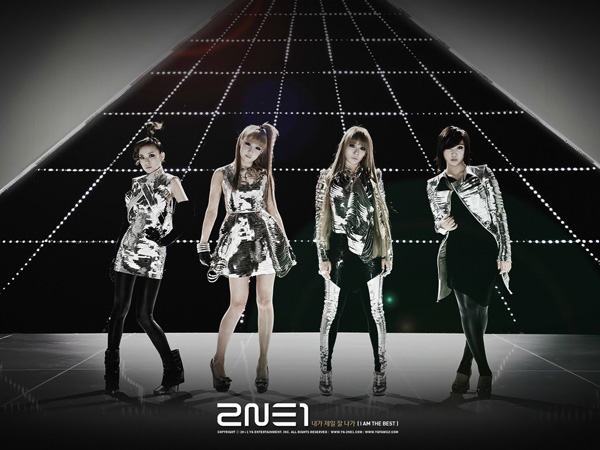 Wow, 'I Am The Best' 2NE1 Puncaki Chart Billboard dan Raih 100 Juta Viewers!