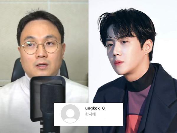 YouTuber Lee Jin Ho Bahas Isu Skandal Kim Seon Ho Sengaja Dibongkar Agensi, Sebut Akun OP Tidak Dapat Dipercaya
