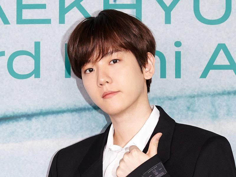 Baekhyun EXO Akan Masuk Wajib Militer di Hari Ulang Tahun