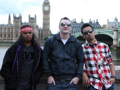 Gugun Blues Shelter Tampil di Soundcheck Indonesia Channel [V] 10 November