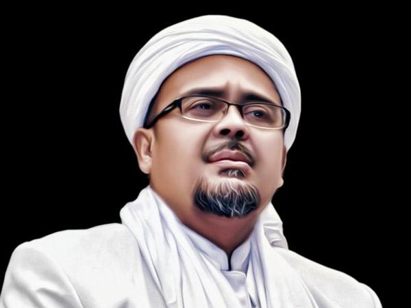 Habib Rizieq Diklaim Punya Dokumen Rahasia, Mulus Pulang ke Indonesia?