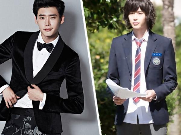 Tampil Gondrong dan 'Jadul' di Drama Baru Ternyata Ide Kreatif Lee Jong Suk Sendiri?
