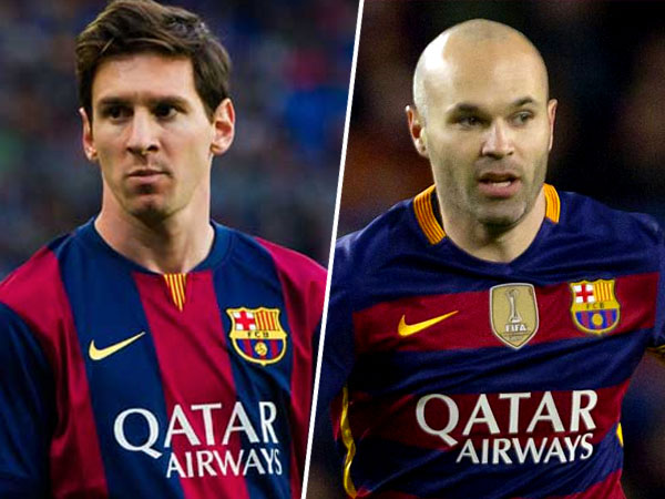 Aksi Kudeta Militer Memanas, Lionel Messi dan Andres Iniesta Batal Datang Ke Turki