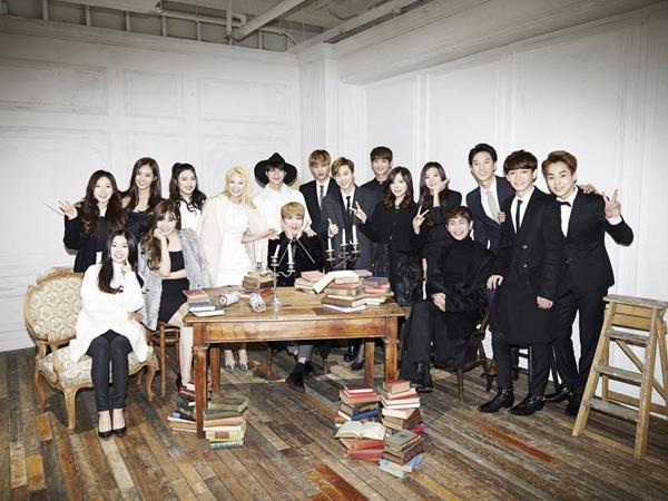 SM Entertainment Raih Pendapatan Ter-Fantastis Sejak Awal Berdiri!