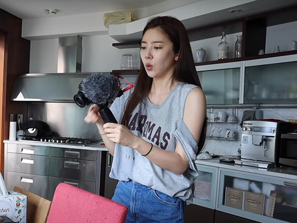 Son Dam Bi Buka Channel Youtube, Langsung Ajak Room Tour