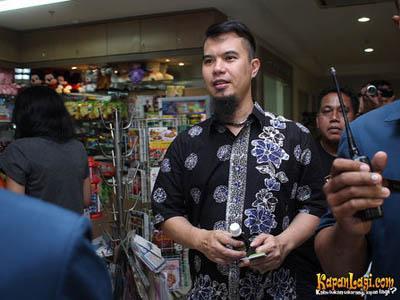 Ahmad Dhani Akan Biayai Pendidikan Anak Korban Kecelakaan Jagorawi Sampai S3?