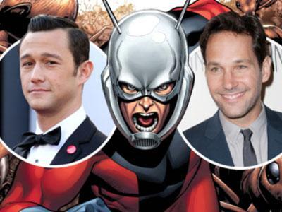 Mungkinkah Joseph Gordon-Levitt Perankan Ant-Man?