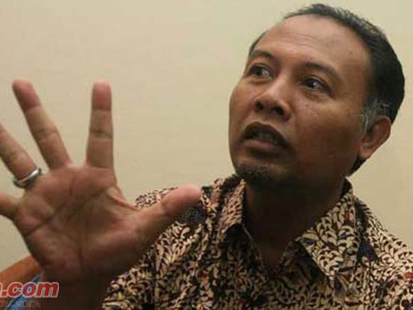 Wakil Ketua KPK Bambang Widjojanto Ditangkap Bareskrim Pagi Ini