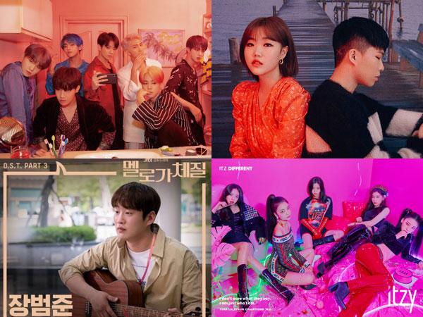Perwakilan Industri Hiburan Pilih Lagu K-Pop Terbaik 2019