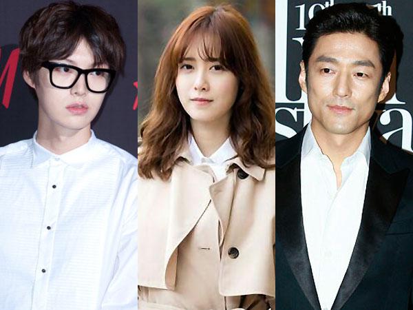 KBS 'Blood' Konfirmasi Ahn Jae Hyun, Goo Hye Sun dan Ji Jin Hee Untuk Bergabung!