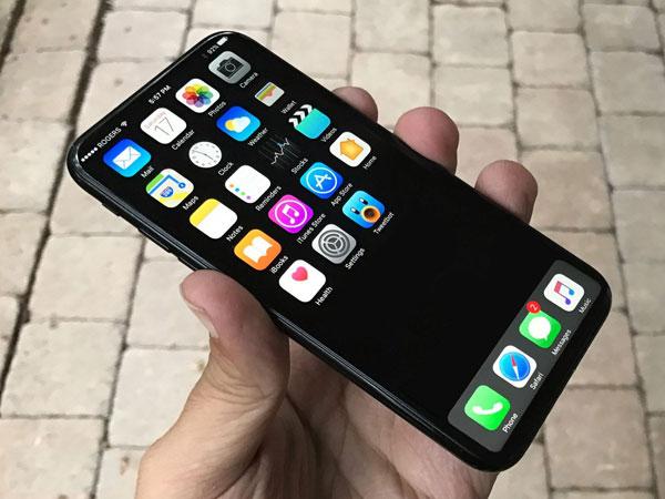 Tak Ada Home Button, Apple Dapat Paten Pemindai Sidik Jari di Tombol Power
