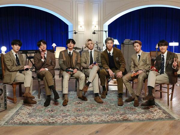 BTS Akan Sapa Publik Lewat Talk Show Spesial KBS, Catat Tanggalnya