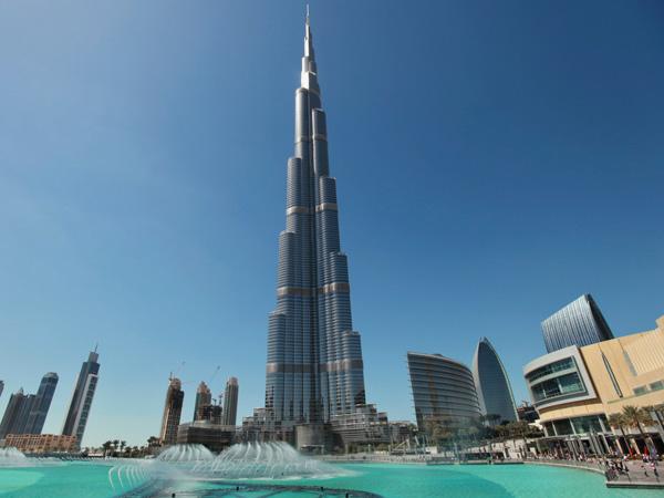 Ini Gedung Tertinggi di Dunia yang Punya 3 Zona Berbeda pada Waktu Puasa