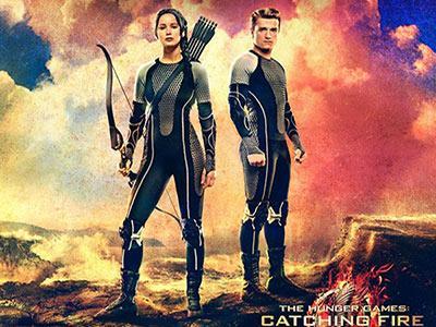 'The Hunger Games: Catching Fire' Rilis Poster Terbaru