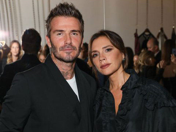 David dan Victoria Beckham Dikabarkan Positif Virus Covid-19