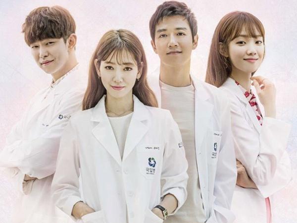 Kalahkan Drama Di Stasiun TV Lain, Episode Perdana 'Doctors' Catat Rating Tertinggi