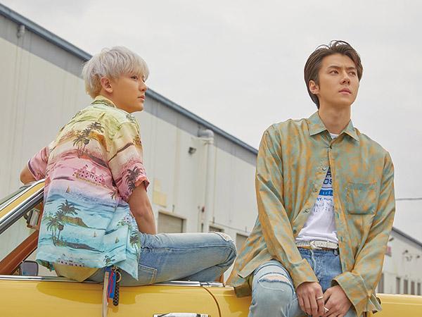EXO-SC Resmi Debut Lewat MV 'What A Life', Tagar #WhatALifeWithSeChan Jadi Trending Topic Dunia