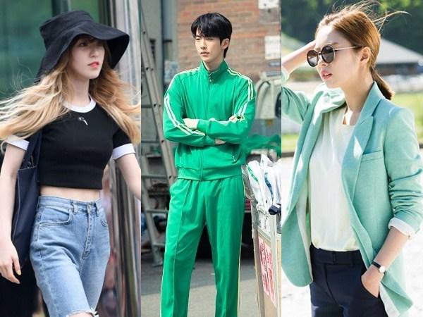 Sederet Fashion Item Ini Lagi Nge-hits di Drama Hingga Selebriti Korea