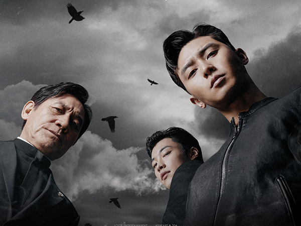 Film Korea 'The Divine Fury' Tembus Satu Juta Penonton