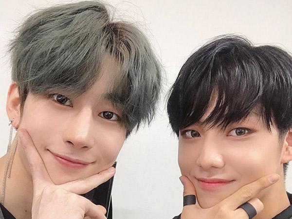 Isi Surat Menyentuh dari Han Seungwoo dan Lee Eunsang Usai X1 Bubar