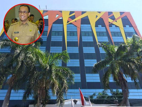 Izin Usaha Hotel Alexis Resmi Dihentikan Anies Baswedan