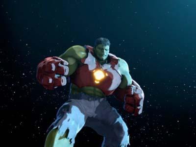 Wah, Hulk Pakai Kostum Iron Man di Film Terbaru?