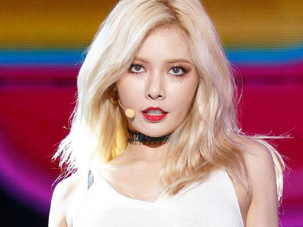Agensi Benarkan HyunA Jadi Satu-satunya Member 4Minute yang Perpanjang Kontrak