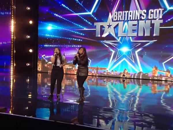 Wow, Duet Spetakuler Ibu dan Anak Asal Indonesia Ini Sukses 'Hipnotis' Juri 'Britain's Got Talent'!