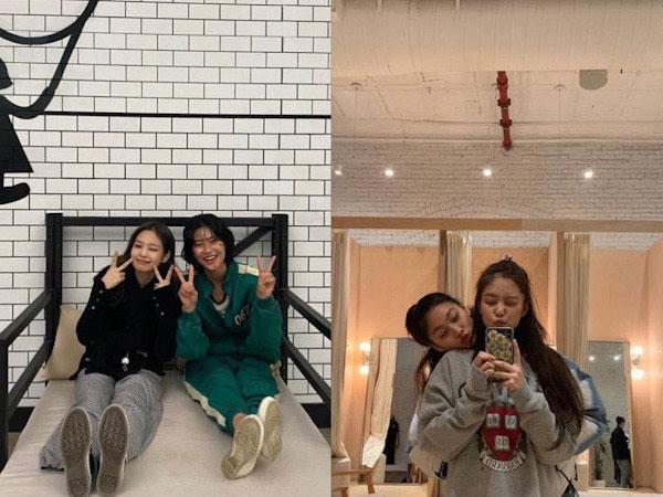 Persahabatan Jennie BLACKPINK dan Jung Ho Yeon 'Squid Game' Jadi Sorotan