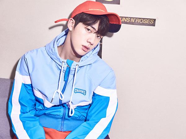 Jin BTS Jelaskan Awal Mula Hingga Dijuluki Pria Tampan Sedunia