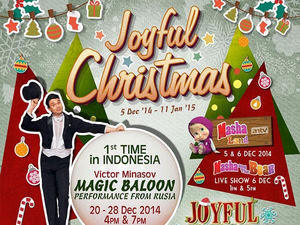 Yuk, Kunjungi Tempat Paling Asik untuk Nikmati Liburan Natal dan Tahun Baru