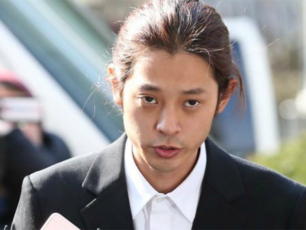 Jung Joon Young Didenda 1 Juta Won Terkait Kasus Prostitusi