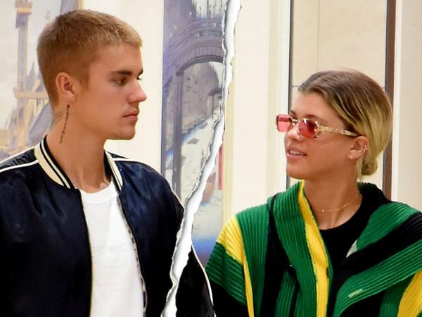 Enam Minggu Pacaran, Justin Bieber dan Sofia Richie Putus?