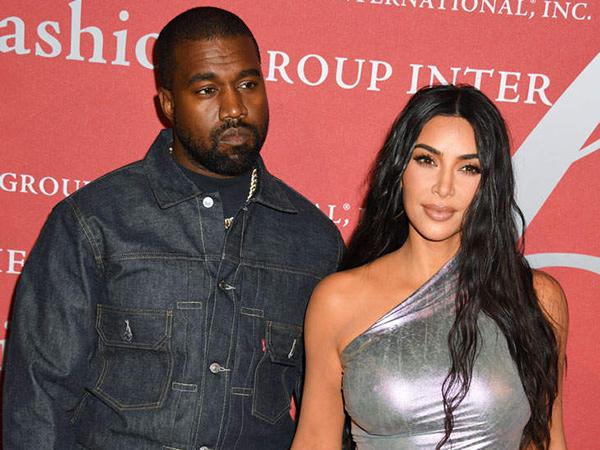 Kanye West Ungkap Telah Berusaha Ceraikan Kim Kardashian